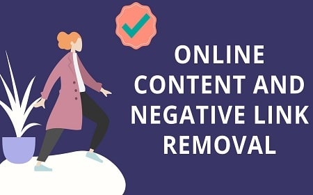 Remove Negative Links/ Information